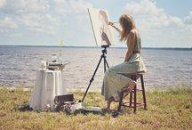 Novel Inspiration / by Bonnie Gantz