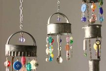Mobiles and Wind Chimes / by Amanda Truscott