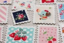 Fabric Projects / by Melissa Bickford