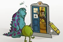 Doctor Who / by Jackie Martin