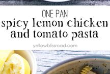 FOOD: One pan/pot dishes / by Natalia Caylor