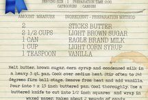 Sweet Tooth Tuesday Recipes / Each Tuesday, we will post a fun dessert recipe taken from our award-winning Home & Family Arts entries over the years. / by Indiana State Fair