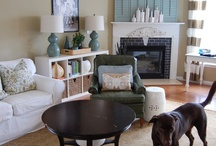 Corner Fireplaces / by Brooke Berry
