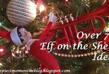 Elf on the shelf / by Brandi Esposito