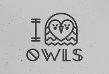 I love owls!!! / by Nikki Pearcy