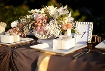 Wedding ~ Muted Tones Inspiration / by Aphrodite's World / Weddings