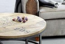 Coffee tables / by carol peyon