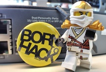 Born to Hack / Were you born to hack? The geeks at Pingdom certainly were. #borntohack / by Pingdom
