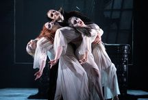 Northern Ballet's Dracula / Choreographed by David Nixon, this ballet reveals the tormented world of the immortal Count. Images and moments from Bram Stoker's legendary novel are brought alive in sensuous and sinister dance and theatre uncovering our most basic desires and fears.  David Nixon's Dracula will be on at  Leeds West Yorkshire Playhouse on Friday 5 – Saturday 13 September 2014.  Featuring music by: Schnittke, Rachmaninov, Part, Daugherty / by Northern Ballet