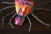 Crafts with My Little Guys / by Sage Hegdal
