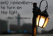 Quotes / by MaryJane Dibble