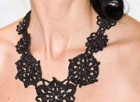 Crocheted Jewellery / by Susan Jones