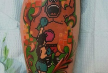 Ink / tattoos / by Alex Samuels
