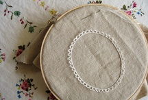 Embroidery / by Tina_Vega