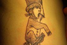 Ink / by Melanie Augustin (Kimono Reincarnate)