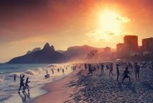 Rio de Janeiro / Tropical Metropolis / by Indigo Wings
