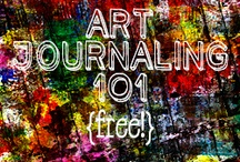 Art Journal Ideas / by Teri DeFoe
