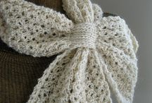 Crochet-3 scarves and hats / by Raelynn Finch