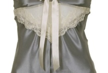 Underpinnings & Loungewear Sewing / by Sarah Barrett
