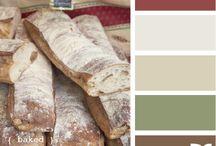 color palettes   / by K. Latham