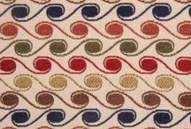 Upholstery / home decor fabric / Fabric / by Catherine Hasson Pivetz