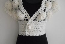 crochet shawl / I would like to make my own shawl. / by muoi seabolt