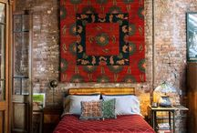 Sleep / Bohemian spaces, Boho lifestyle, Eclectic home / by Hip and Humble Home