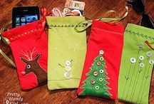 GIFT WRAPPING / Cute ideas on different ways to wrap or present a gift.  / by Tara Nehil [SpotOfTeaDesigns]