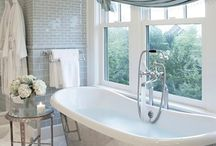 Design: Calgon, Take Me Away! / Dream bathrooms / by Heather Thatcher