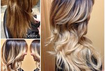 Hairstyles / by Bex Lee