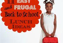 Tips for school & lunch ideas.. / by Amanda Skinner