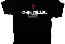 Favorite Christian Shirts / by Christian T-Shirt Shop