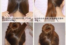 Hair ideas / by Lisa Fiedler