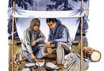 camping / by Cyndi Pierce