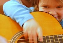 Learning to Play the Guitar  / by Jackie