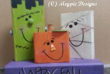 Halloween / by Geraldine Thomas