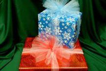 Gift Wrap Ideas / by Celia Rachel