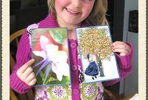 Children Love SoulCollage® / Children love and benefit from SoulCollage® too / by SoulCollage®