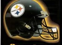 Steelers Football / by Jenn Johnson