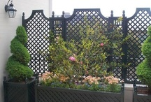outdoor decor / by Melissa Hamilton