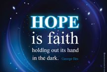 HOPE / by LUNGevity Foundation