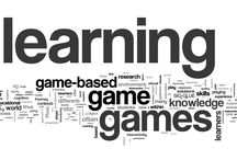 Games / Game-Based Learning and Gamification (there *is* a difference) / by Kevin Corbett