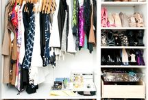 Closets!!! / by Alma Delgadillo