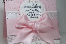 Sophias Baptism / by Victoria Nelson