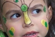 maquillaje infantil / by Montse Vazquez