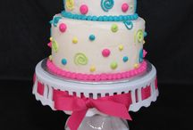 Cakes / by Stacey Phillips