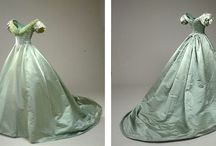 Fashion 1840-1890 / by Nationalmuseet
