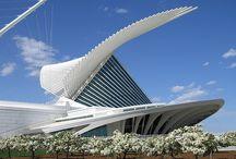 ARCHITECTURE - Calatrava / by Carrie Cat