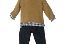 Baby boy outfits / by Joanne Lewsley