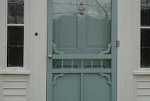 Stacey's Front Door / by Morgan Gibson